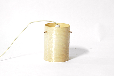 oth-004(vintage lampshade)
